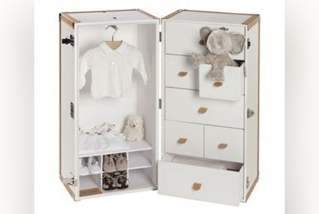 la nouvelle malle de voyage de tartine et chocolat. Black Bedroom Furniture Sets. Home Design Ideas