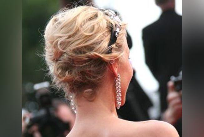 Je veux un chignon de star comme à Cannes