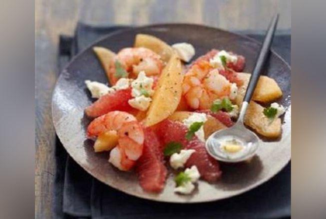 Salade d 39 t au carr frais recette d 39 t au fromage - Salade ete facile ...