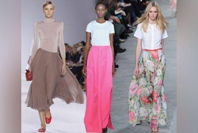c0b6dba2a16788 Comment porter la jupe longue
