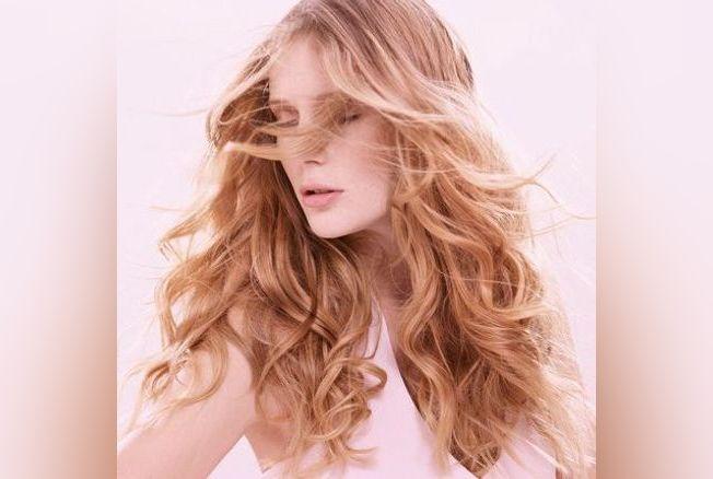 Longs cheveux blonds en anglais