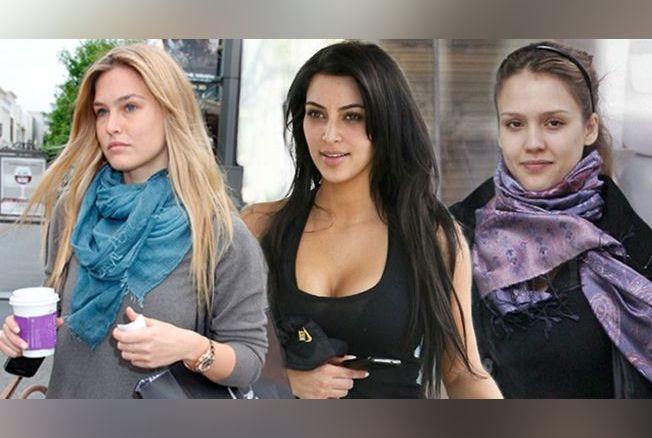 Stars Sans Maquillage Les Tops Et Les Flops Version Femina