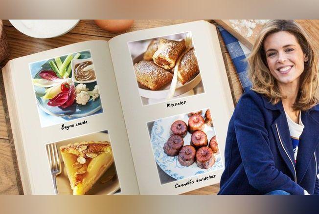 « Les carnets de Julie » : les recettes régionales de Julie Andrieu