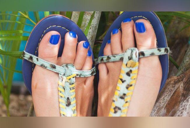 499031f5b13a31 Des jolis pieds tout l'été - Version Femina