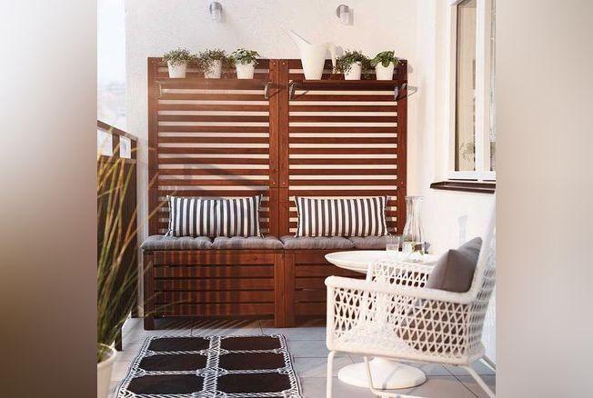 40 Meubles Et Accessoires Déco Pour La Terrasse Et Le Balcon