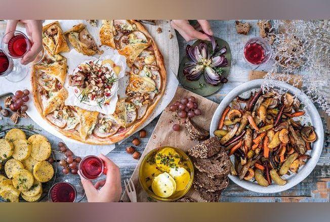 Nos recettes pour un apéro d'automne entre amis