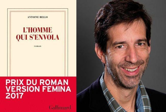 Le Prix du roman Version Femina 2017 est attribué à...