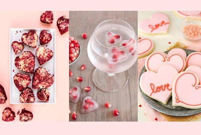 20 recettes pour la Saint-Valentin repérées sur Pinterest
