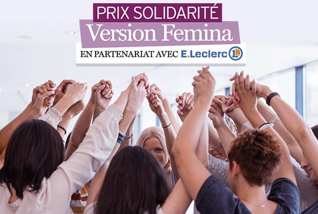 Prix solidarité