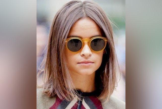 Voir modele coupe cheveux mi long