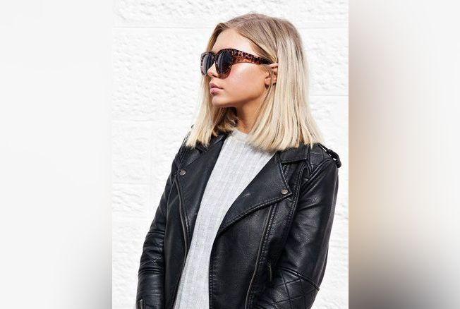 30 Idees De Coiffures Pour Les Cheveux Mi Longs