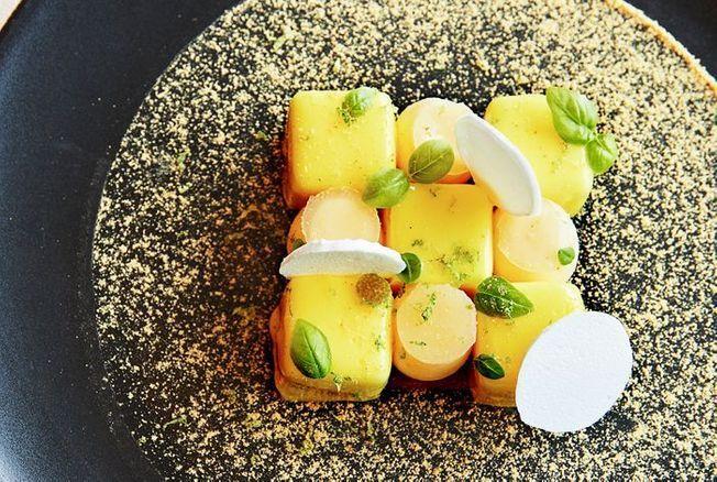 Tarte aux citrons de julie andrieu