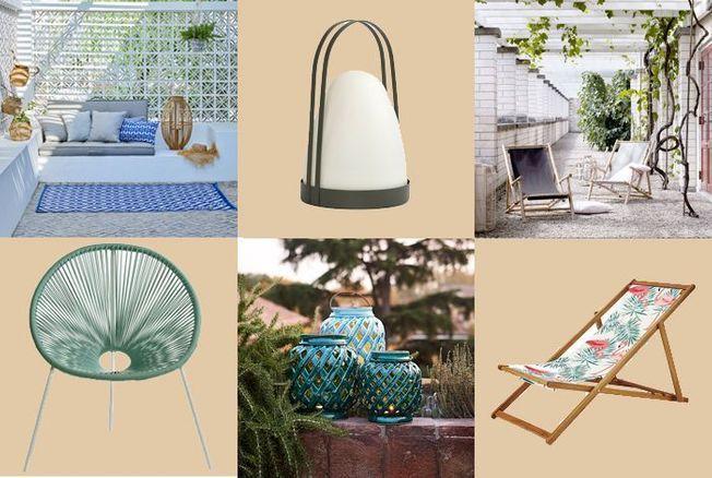 30 idées déco pour aménager terrasse et jardin