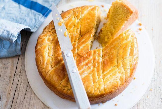 Gâteau breton de Laurent Le Daniel