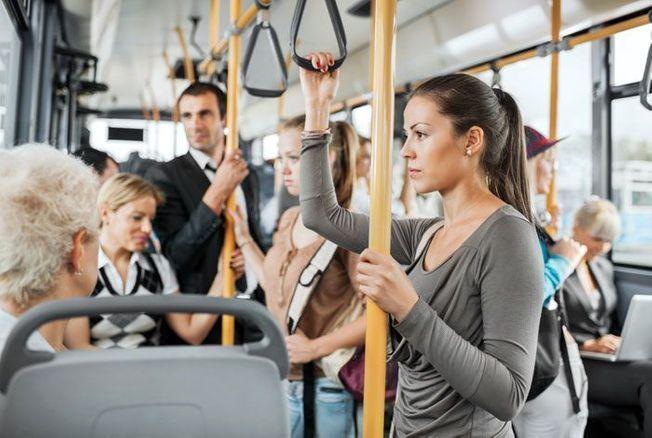 Comment faire du sport dans les transports