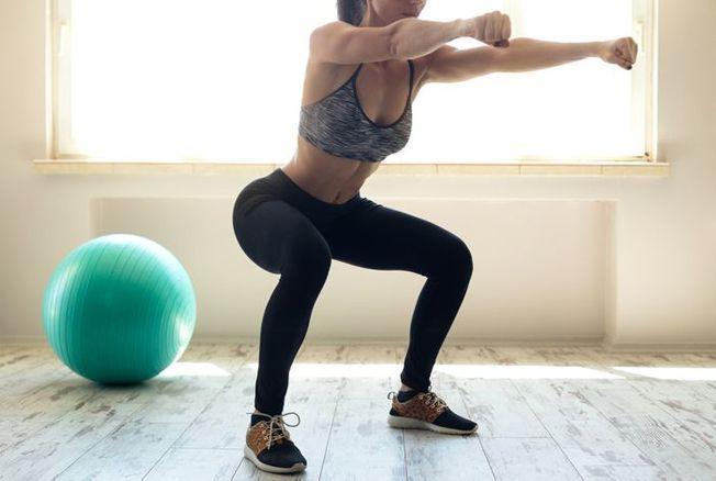 5 exercices d'une kiné contre la cellulite