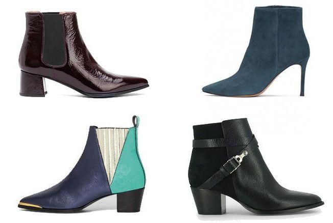 30 bottes et bottines tendance pour l'hiver