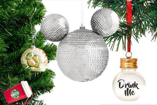 Noël 2018 : 15 décorations à perdre la boule