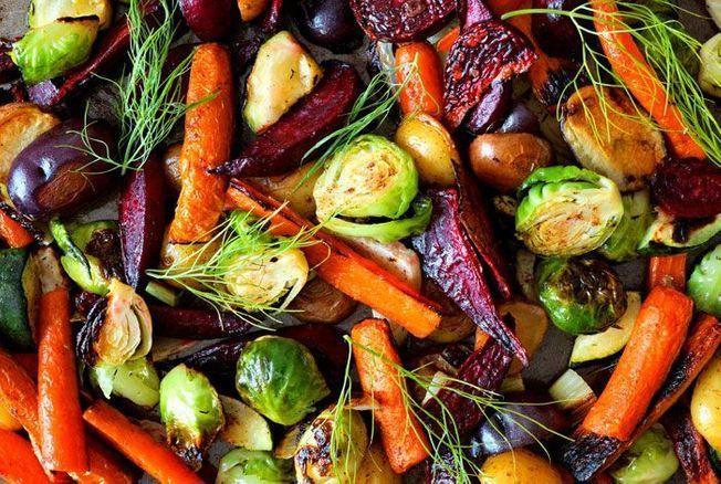 Recettes : Jacques Maximin cuisine les légumes