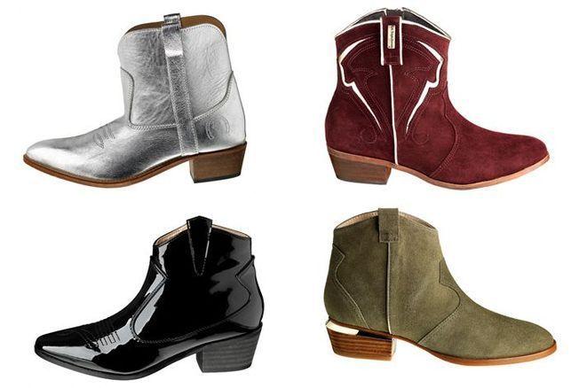 8 boots nouvelle vague