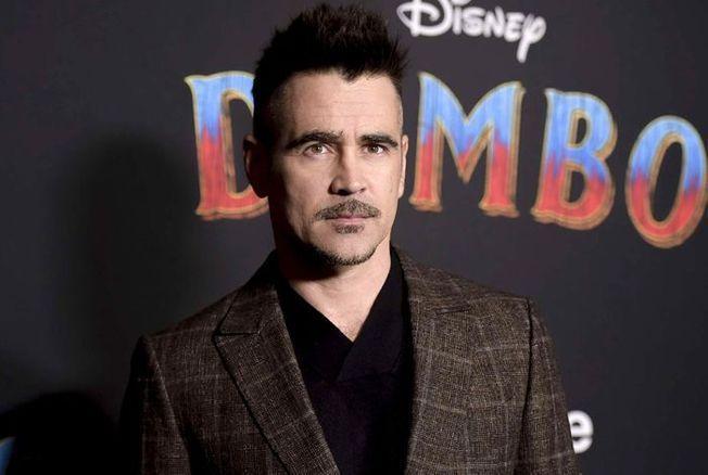 Colin Farrell : « J'ai tourné 'Dumbo' pour mes enfants mais surtout pour Tim Burton ! »