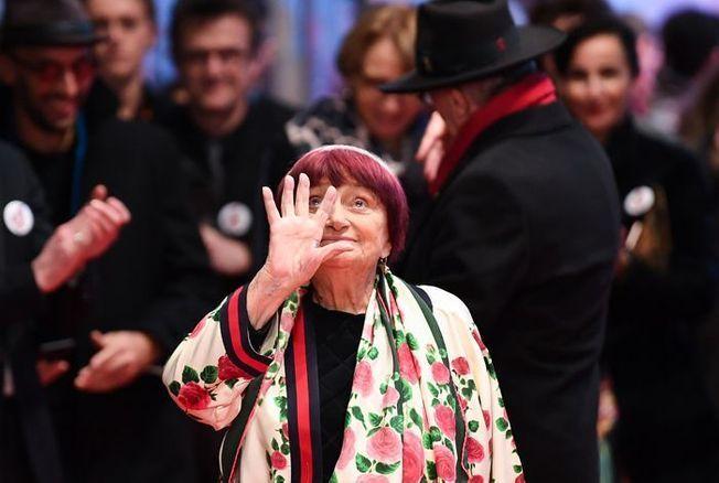 Agnès Varda, salut l'artiste !