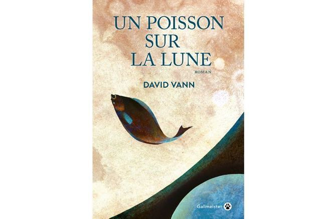 On aime : le livre 'Un poisson sur la lune', de David Van