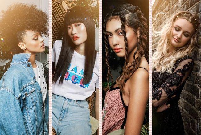 4 coiffures originales pour les festivals