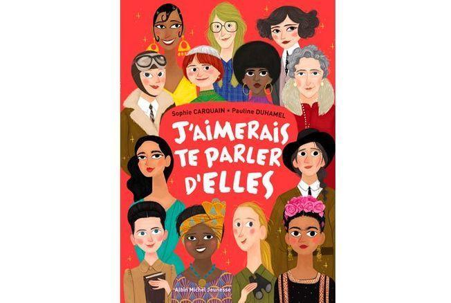 « J'aimerais te parler d'elle » : le féminisme raconté aux petites filles