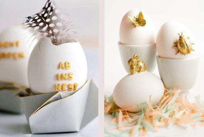 Déco de Pâques : 15 idées faciles pour en mettre plein les œufs