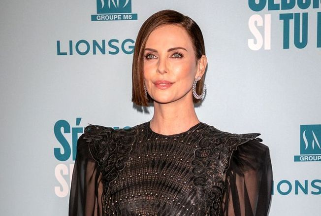 Charlize Theron : « J'ai besoin qu'un homme me fasse rire ! »