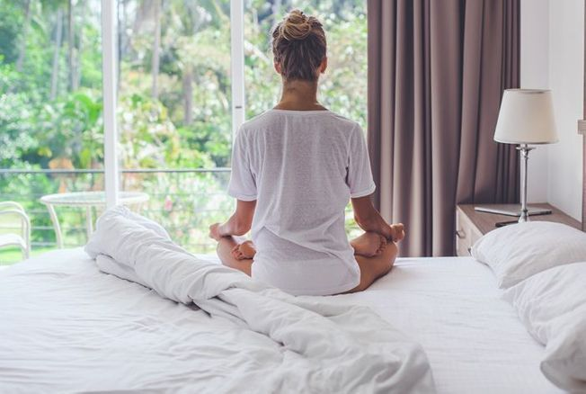 Yoga du matin : 10 exercices pour plus d'énergie