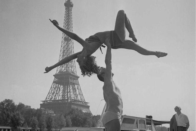 Canicule à Paris : retour dans le passé en photos !
