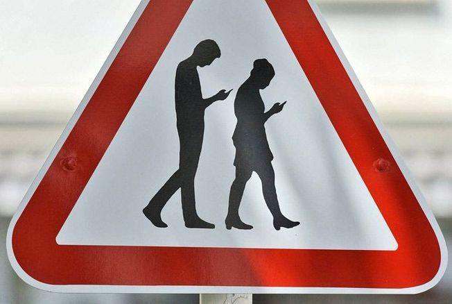 Le phénomène smombies : les zombies du smartphone