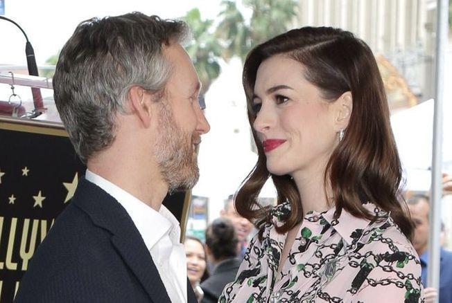 Anne Hathaway et son mari attendent un deuxième enfant