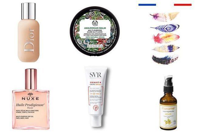 Maquillage corporel : 14 produits pour embellir son corps