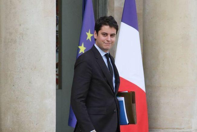 Gabriel Attal, du gouvernement Macron, a été en couple avec Joyce Jonathan