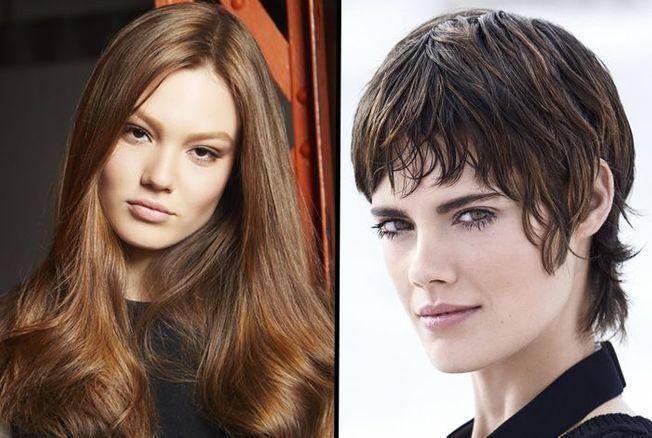 tendances coiffures 2019 : les coupes et couleurs de l