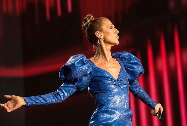 Céline Dion élue parmi les personnalités les mieux habillées du monde