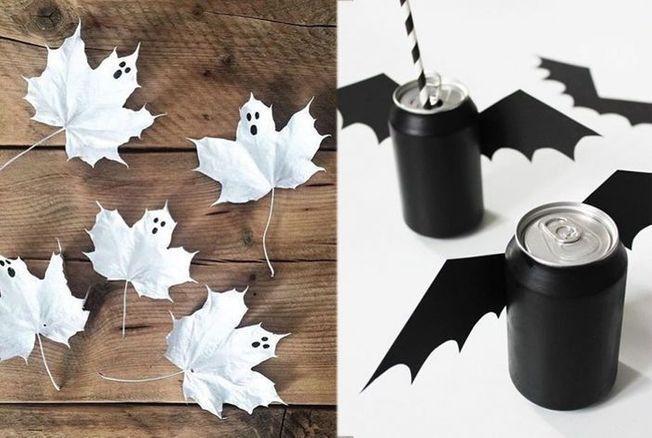 Halloween 2019 : 20 diy déco faciles et pas chères
