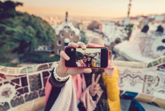 1 Français sur 8 choisit avant tout sa destination de vacances pour éblouir les réseaux sociaux