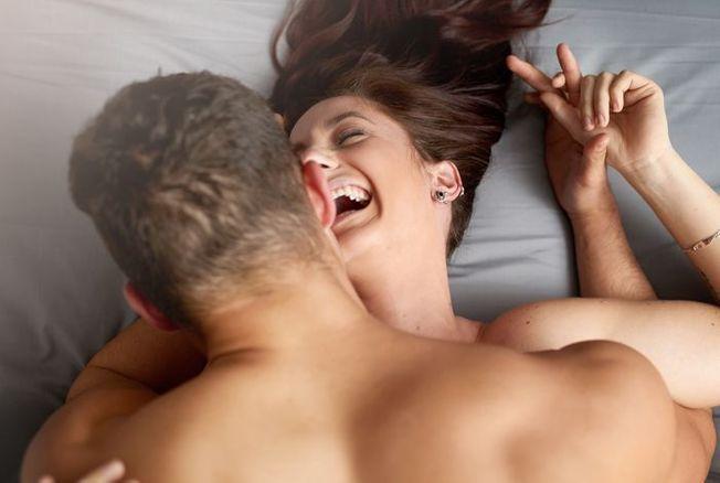 Le sexe, le meilleur antistress