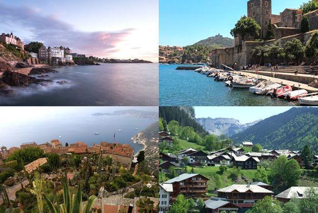 Les 10 villages de France les plus populaires sur Instagram