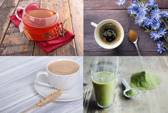 5 alternatives au café