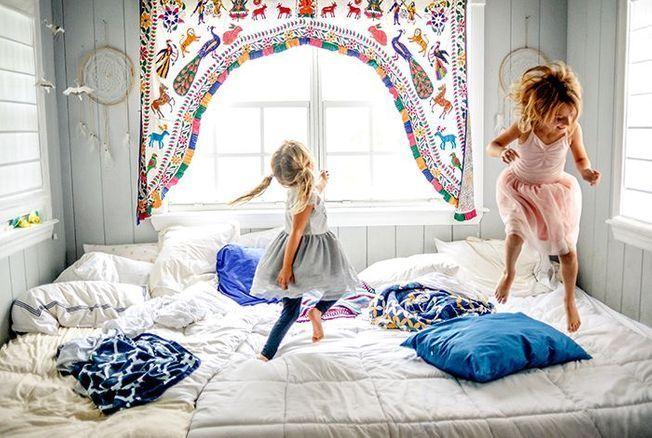 Vive les familles de filles !