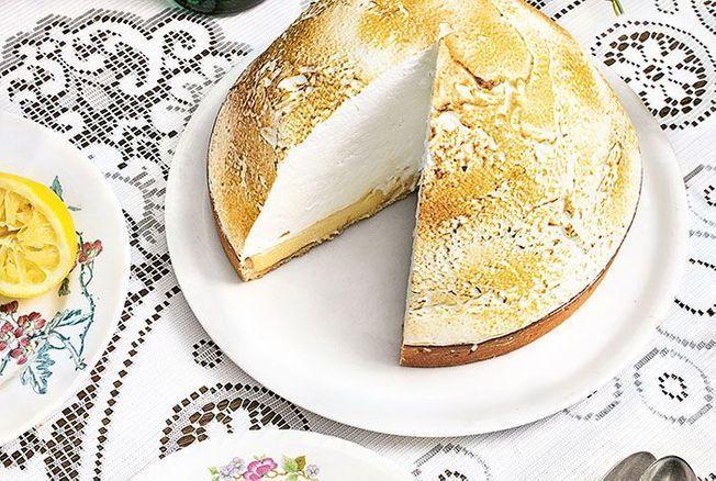 Recette de Big Mamma : l'incroyable tarte au citron meringuée