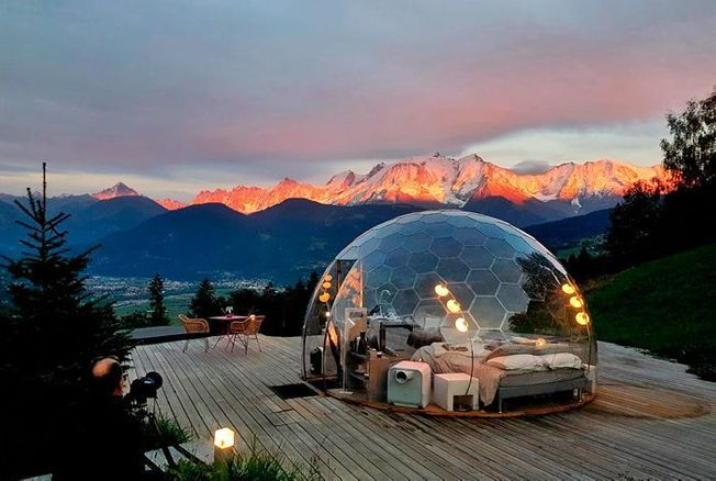 7 hébergements romantiques et hot pour les amoureux