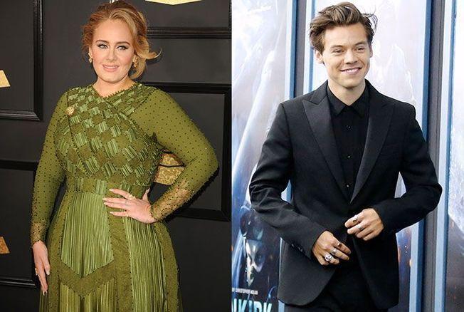 Adele et Harry Styles en couple : ça se confirme !