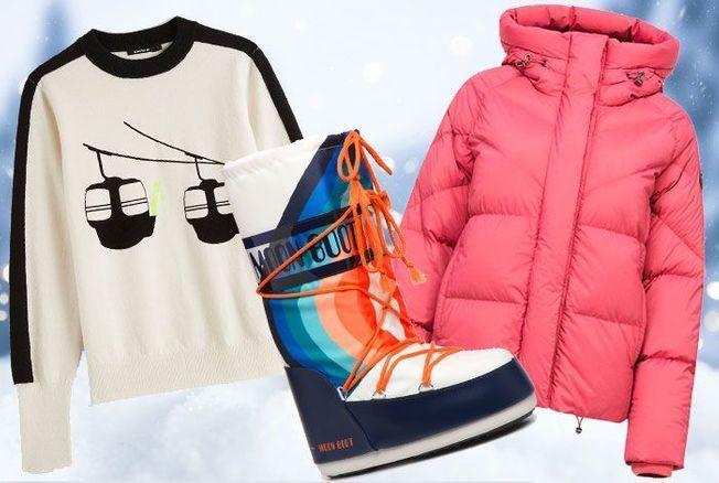 30 vêtements et accessoires tendance pour le ski