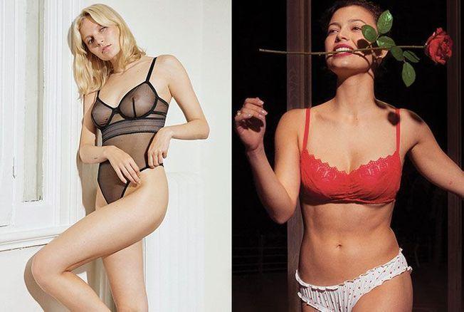 Lingerie sexy : 20 modèles affriolants pour le printemps-été 2020